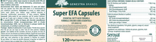 Load image into Gallery viewer, Genestra Super EFA 120 Capsules