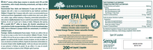 Load image into Gallery viewer, Genestra Super EFA Liquid Plus D 200ml