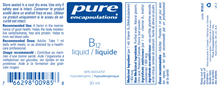 Load image into Gallery viewer, Pure Encapsulations B12 Liquid 30ml