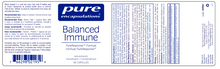 Load image into Gallery viewer, Pure Encapsulations Balanced Immune 60 Capsules