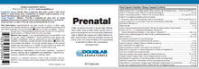 Load image into Gallery viewer, Douglas Laboratories Prenatal 60 Capsules