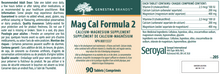 Load image into Gallery viewer, Genestra Mag Cal Formula 2 90 Tablets
