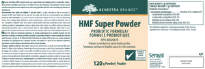 Genestra HMF Super Powder 120g