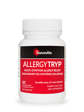 Load image into Gallery viewer, Innovite AllergyTryp 60 Chewable Tablets