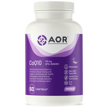 Load image into Gallery viewer, AOR Coenzyme Q10 60s