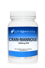 Load image into Gallery viewer, Cyto-Matrix Cran-Mannose 90 Capsules