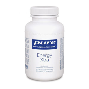 Pure Encapsulations Energy Xtra 120 Capsules