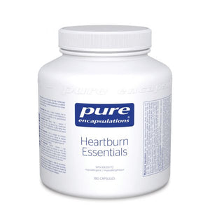 Pure Encapsulations Heartburn Essentials 180 capsules