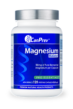 Load image into Gallery viewer, CanPrev Magnesium Malate 120 Capsules