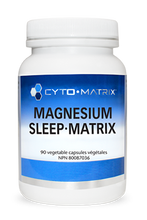 Load image into Gallery viewer, Cytomatrix Magnesium Sleep-Matrix 90 Capsules