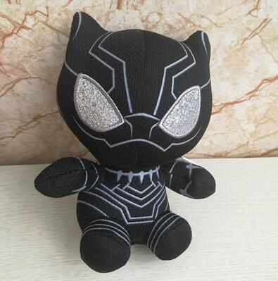 DC Marvel Plush Toys-1662 Children's Toys-panther-Oddity Odyssey