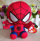 DC Marvel Plush Toys-1662 Children's Toys-Spiderman plush-Oddity Odyssey