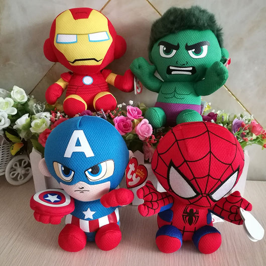 DC Marvel Plush Toys-1662 Children's Toys-randomly-Oddity Odyssey