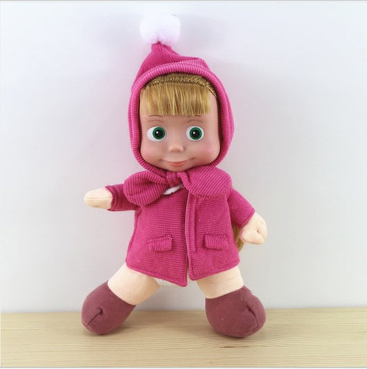 Masha stuffed doll-1662 Children's Toys-1-Oddity Odyssey