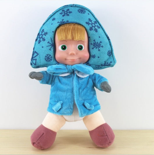 Masha stuffed doll-1662 Children's Toys-2-Oddity Odyssey