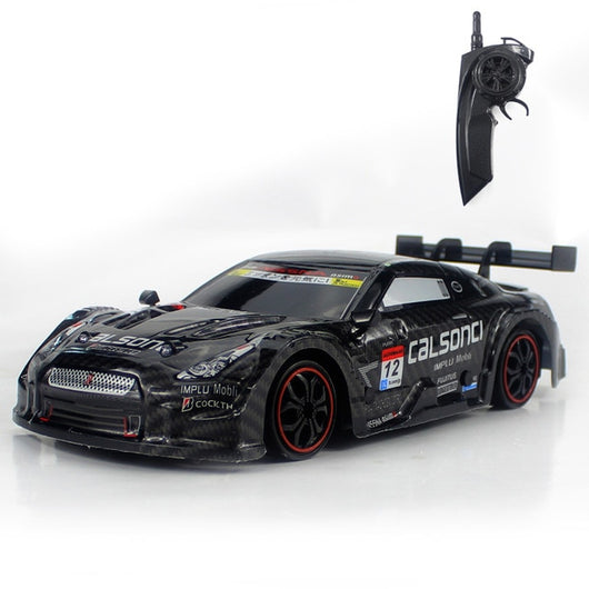 Championship Remote Control Car-1662 Children's Toys-GTR black-Oddity Odyssey