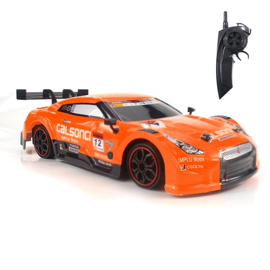 Championship Remote Control Car-1662 Children's Toys-GTR orange-Oddity Odyssey