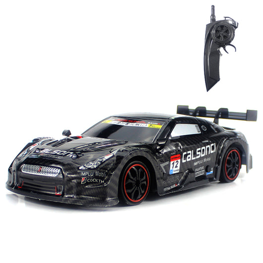 Championship Remote Control Car-1662 Children's Toys-GTR Blue-Oddity Odyssey