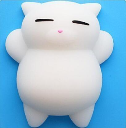 Squishy Toy Cute Animal Ball Squeeze Toys Soft Sticky Squishy Toys Funny Gift-Children's Toys-Cats-Oddity Odyssey