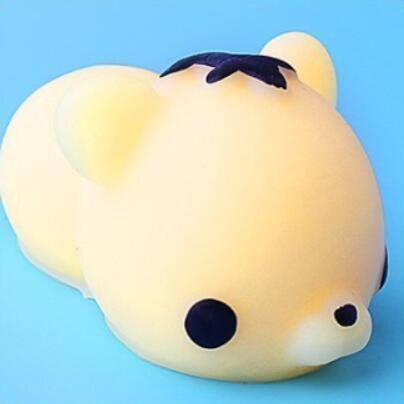 Squishy Toy Cute Animal Ball Squeeze Toys Soft Sticky Squishy Toys Funny Gift-Children's Toys-Tiger-Oddity Odyssey