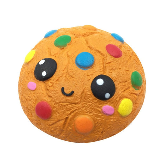 Jumbo Chocolate Biscuits Cheese Cute Squishy Slow Rising Soft Squeeze Toy Phone Strap Scented Relieve Funny Kid-Children's Toys-11.5CM-Oddity Odyssey