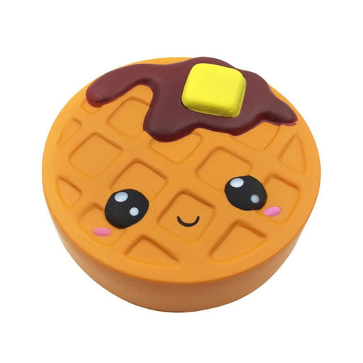 Jumbo Chocolate Biscuits Cheese Cute Squishy Slow Rising Soft Squeeze Toy Phone Strap Scented Relieve Funny Kid-Children's Toys-11.5CM 2-Oddity Odyssey