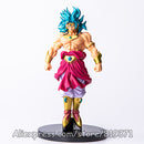 Dragon Ball Super God Saiyan Broly Anime Action Figure DragonBall Model-Oddity Odyssey-BLL-Oddity Odyssey