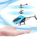 Mini RC Drone Helicopter Infraed Induction 2 Channel Electronic Funny Suspension Dron Aircraft Quadcopter Small drohne Kids Toys-1967 Children's Toys-With foam box 3-Oddity Odyssey