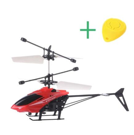 Mini RC Drone Helicopter Infraed Induction 2 Channel Electronic Funny Suspension Dron Aircraft Quadcopter Small drohne Kids Toys-1967 Children's Toys-With foam box-Oddity Odyssey