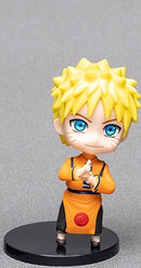 1pcs10cm Anime Figure Naruto Sasuke Kakashi Sakura Gaara Itachi Obito Madara Killer Bee Mini Model js-Oddity Odyssey-Z5-Oddity Odyssey