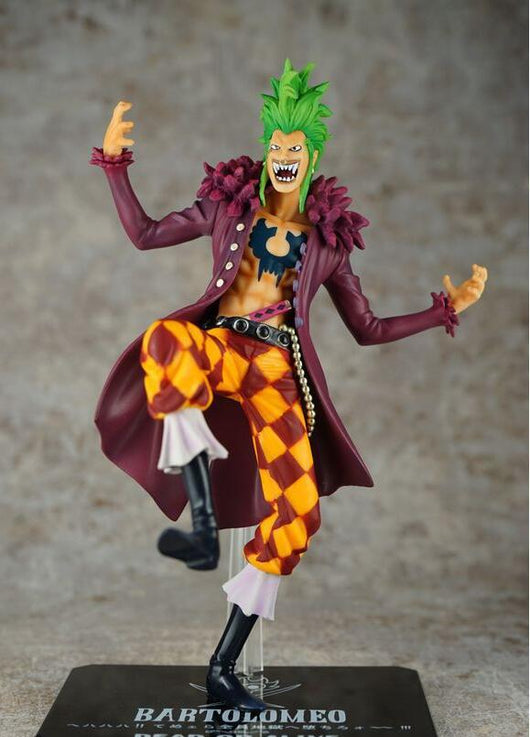 One piece Bartolomeo Island Anime Action Figure PVC New Collection figures toys Collection-Oddity Odyssey-no color box-Oddity Odyssey