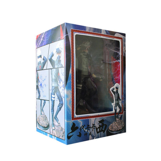 8 Styles Naruto Namikaze Minato Tsunade Hatake Kakashi PVC Action Figure Collectible Model-Oddity Odyssey-7 with box-Oddity Odyssey