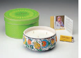 Akkadian Collection Candles- Garden of Eden