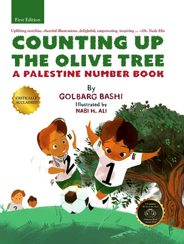 Counting Up The Olive Tree- A Palestine Number Book