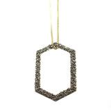 Mashallah Hexagon Necklace