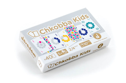 Chkobba Kids- Daradam Card Game