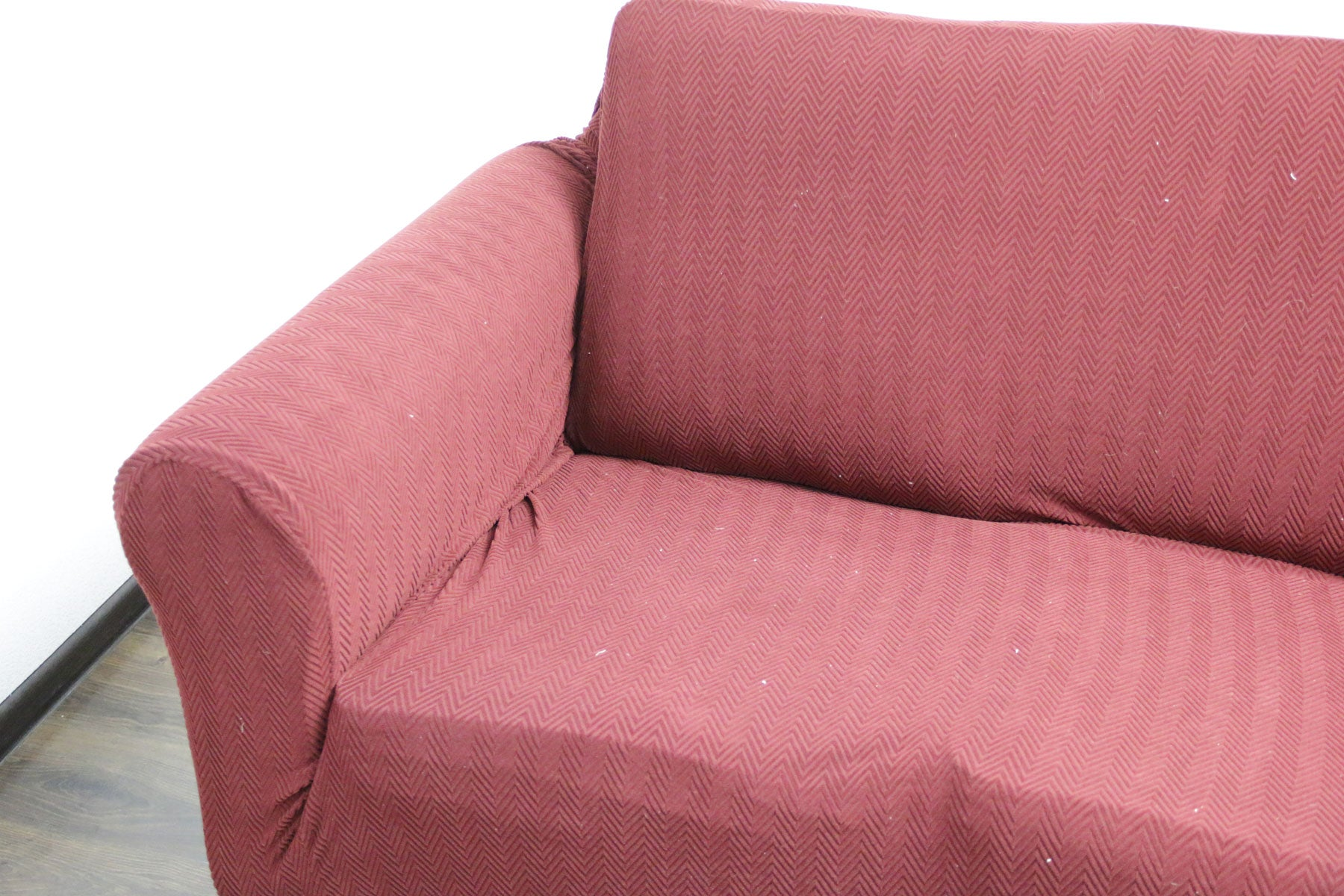 $30-$40 slipcover after one sitting