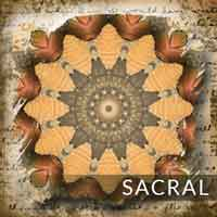Sacral second chakra - Sacred Skaia handcrafted artisan jewelry malas