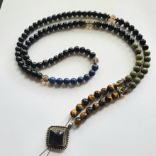 Custom mala for Deepa's mom's NLP friend