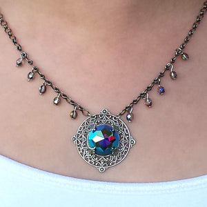 Sophia Filigree Necklace - Sacred Skaia