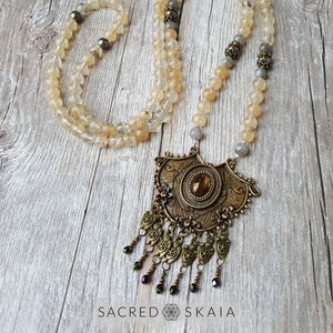 Abundant Success Mala - Sacred Skaia