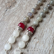 Blood Moon Mala - Sacred Skaia