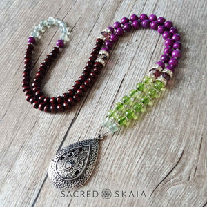 Joy: A children's heirloom mala