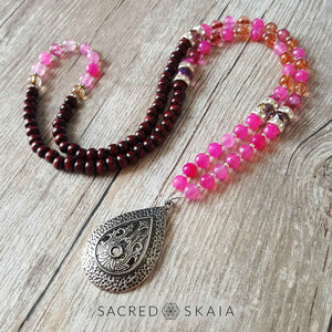Love: A children's heirloom mala