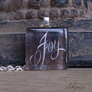 Joy to the World Necklace - Sacred Skaia