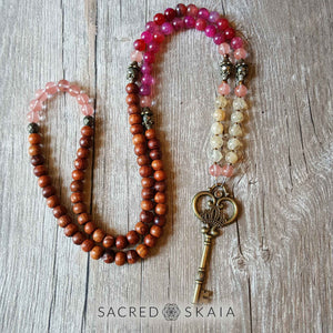 Love and Harmony Mala - Sacred Skaia