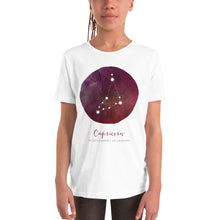 Capricorn Youth Short Sleeve T-Shirt