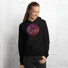 Capricorn Unisex hoodie by Bella + Canvas