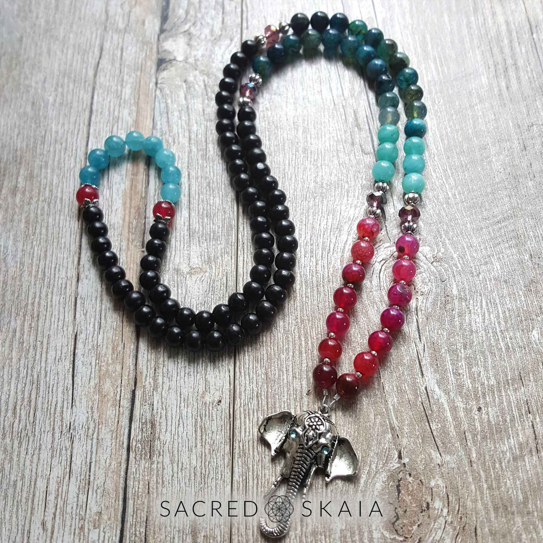 Strength and Stability Mala - Sacred Skaia