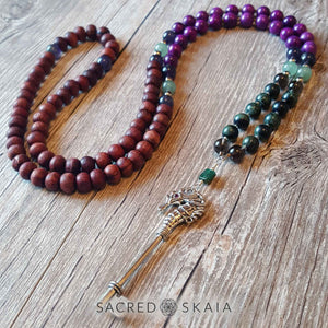 Transformative Goddess Mala - Sacred Skaia